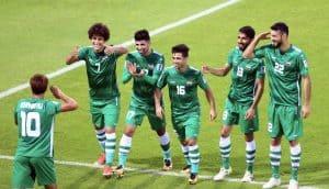 IRAQ NATIONAL FC SOCCER TEAM 2019