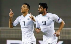 ISRAEL NATIONAL FC SOCCER TEAM 2019