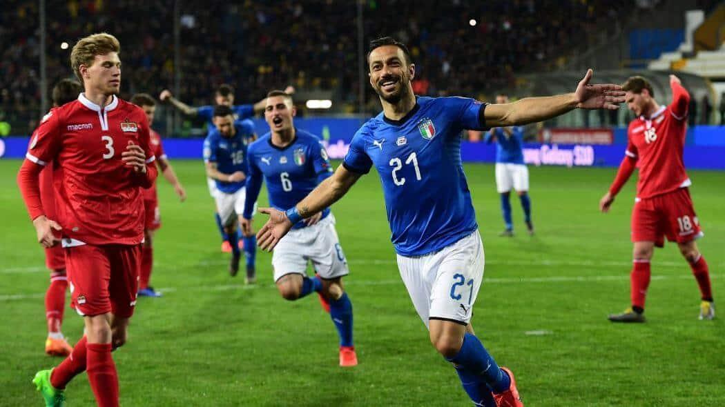 ITALY NATIONAL FC SOCCER TEAM 2019