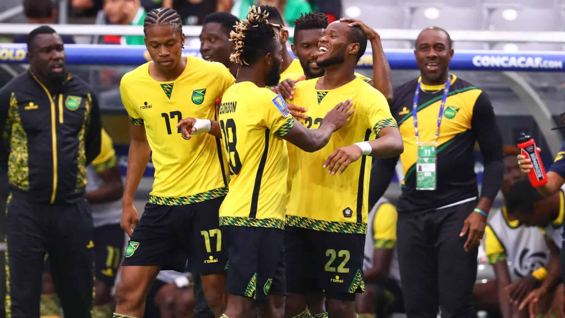 JAMAICA NATIONAL FC SOCCER TEAM 2019
