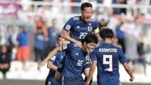 JAPAN NATIONAL FC SOCCER TEAM 2019