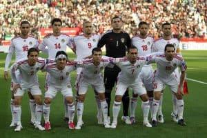 JORDAN NATIONAL FC SOCCER TEAM 2019