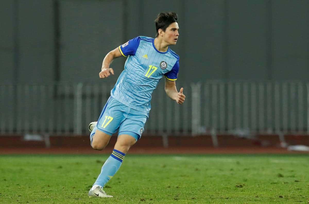 KAZAKHSTAN NATIONAL FC SOCCER TEAM 2019