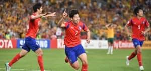 KOREA REPUBLIC NATIONAL FC SOCCER TEAM 2019