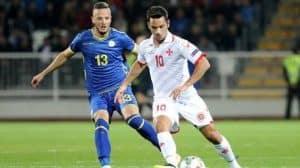 MALTA NATIONAL FC SOCCER TEAM 2019