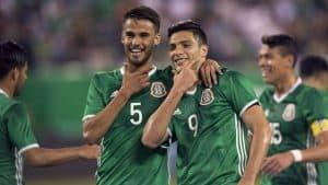 MEXICO NATIONAL FC SOCCER TEAM 2019
