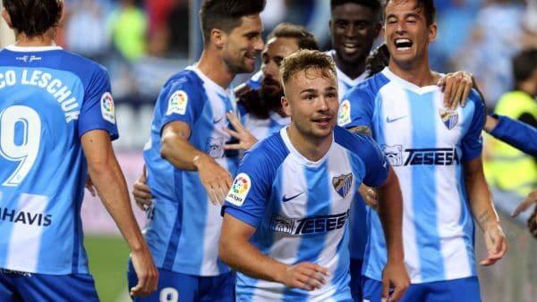 Malaga FC Soccer Team 2019