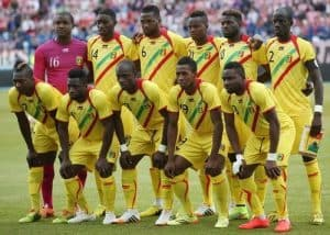 Mali National FC Soccer Team 2019