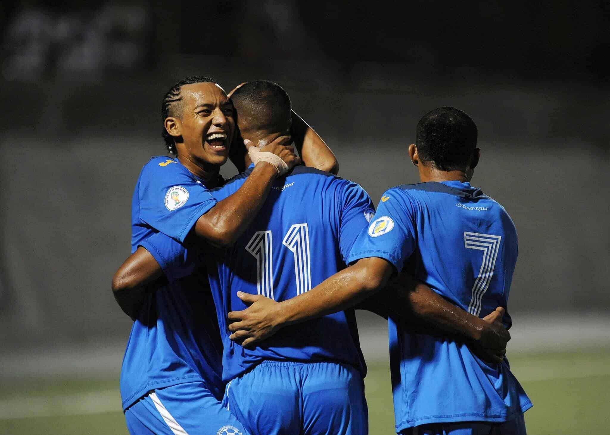 NICARAGUA NATIONAL FC SOCCER TEAM 2019