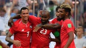 Panama National FC Soccer Team 2019