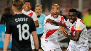 Peru National FC Soccer Team 2019