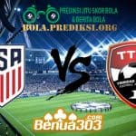 Prediksi Skor Amerika Serikat Vs Trinidad dan Tobago 23 Juni 2019