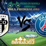 Prediksi Skor Angers SCO Vs PSG 11 Mei 2019