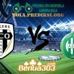 Prediksi Skor Angers SCO Vs Saint Etienne 25 Mei 2019