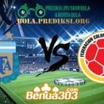 Prediksi Skor Argentina Vs Colombia 16 Juni 2019