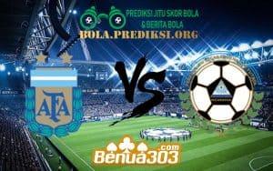 Prediksi Skor Argentina Vs Nicaragua 8 Juni 2019