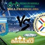 Prediksi Skor Argentina Vs Paraguay 20 Juni 2019