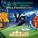 Prediksi Skor Barcelona Vs Getafe 12 Mei 2019