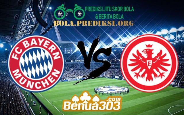 Prediksi Skor Bayern Munchen Vs Eintrach Frankfurt 18 Mei 2019