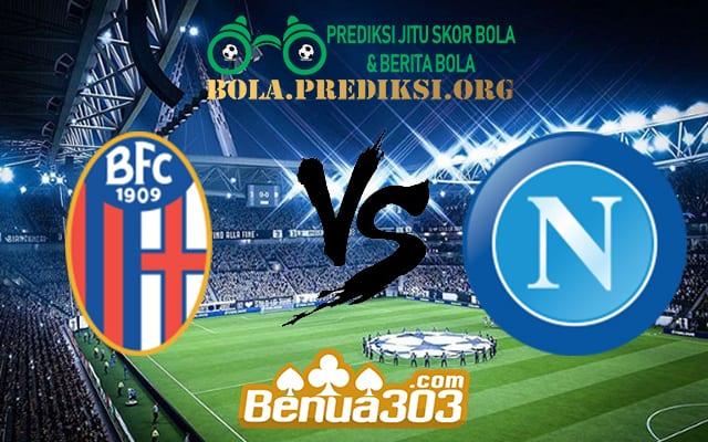 Prediksi Skor Bologna Vs Napoli 26 Mei 2019