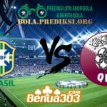 Prediksi Skor Brazil Vs Qatar 6 Juni 2019