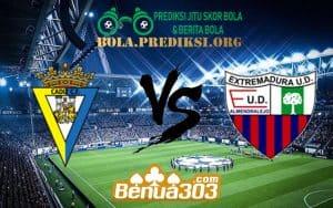 Prediksi Skor Cadiz Vs Extremadura UD 3 Juni 2019
