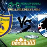 Prediksi Skor Chievo Vs Sampdoria 19 Mei 2019