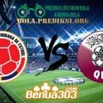 Prediksi Skor Colombia Vs Qatar 20 Juni 2019