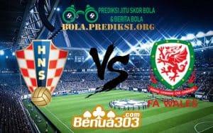 Prediksi Skor Croatia Vs Wales 8 Juni 2019