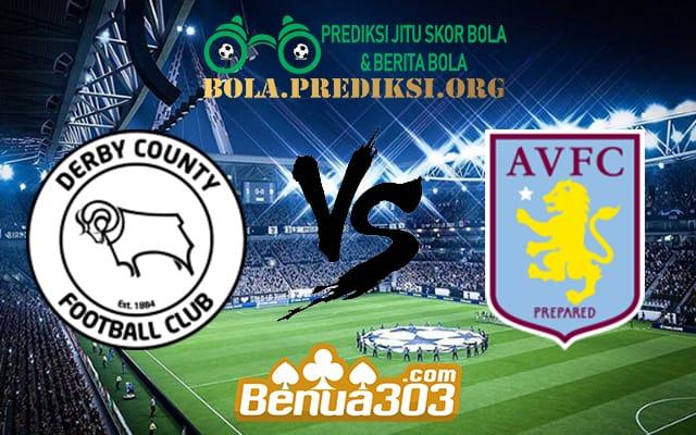 Prediksi Skor Derby County Vs Aston Villa 27 Mei 2019