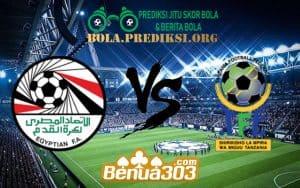 Prediksi Skor Egypt Vs Tanzania 13 Juni 2019