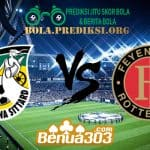 Prediksi Skor Fortuna Sittard Vs Feyenoord 16 Mei 2019
