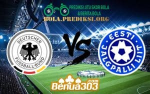 Prediksi Skor Germany Vs Estonia 12 Juni 2019