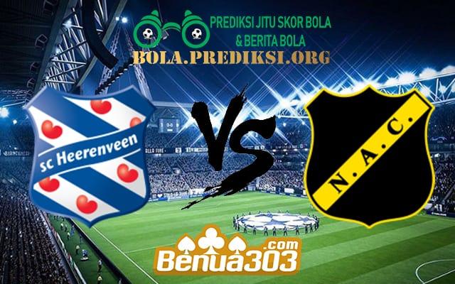 Prediksi Skor Heerenveen Vs NAC Breda 12 Mei 2019