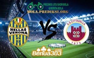 Prediksi Skor Hellas Verona Vs Cittadella 3 Juni 2019