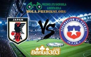 Prediksi Skor Japan Vs Chile 18 Juni 2019