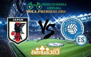 Prediksi Skor Japan Vs El Salvador 9 Juni 2019