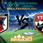 Prediksi Skor Japan Vs Trinidad And Tobago 5 Juni 2019