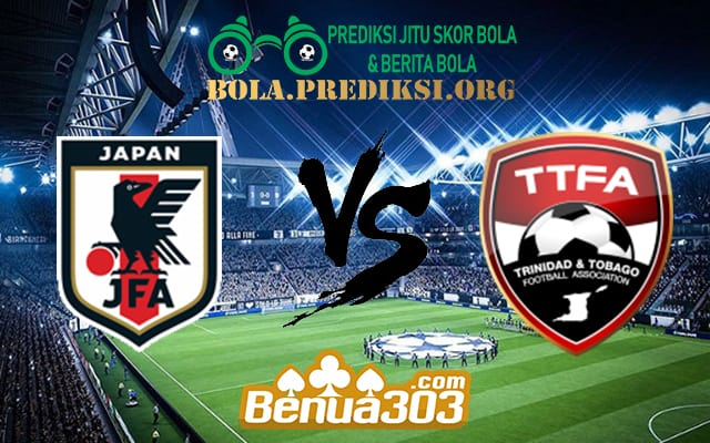 Prediksi Skor Japan Vs Trinidad And Tobago 5 Juni 2019
