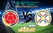 Prediksi Skor Kolombia Vs Paraguay 24 Juni 2019