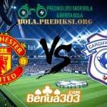 Prediksi Skor Manchester United Vs Cardiff City 12 Mei 2019