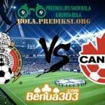 Prediksi Skor Mexico Vs Canada 20 Juni 2019