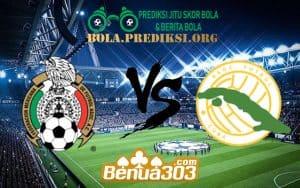Prediksi Skor Mexico Vs Cuba 16 Juni 2019