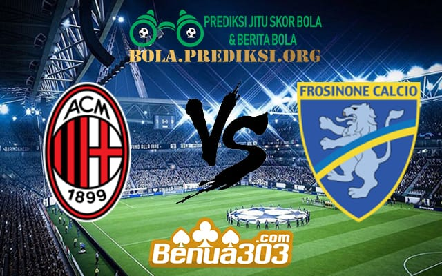 Prediksi Skor Milan Vs Frosinone 19 Mei 2019