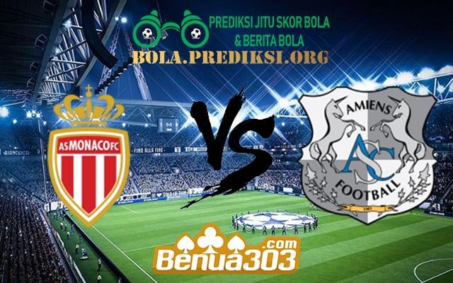 Prediksi Skor Monaco Vs Amiens SC 19 Mei 2019