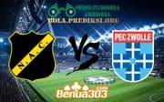 Prediksi Skor NAC Breda Vs PEC Zwolle 16 Mei 2019