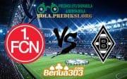 Prediksi Skor Nurnberg Vs Borussia M'gladbach 11 Mei 2019