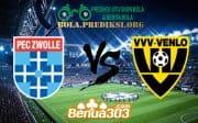 Prediksi Skor PEC Zwolle Vs VVV 12 Mei 2019