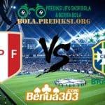 Prediksi Skor Peru Vs Brasil 23 Juni 2019
