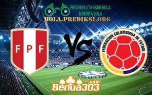 Prediksi Skor Peru Vs Colombia 10 Juni 2019